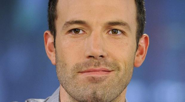 Ben Affleck said the sex scenes in The Town were easy