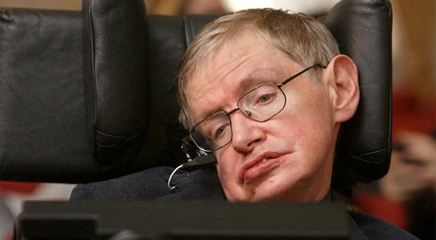 Professor Stephen Hawking (68) has lived with motor neurone disease since the age of 21