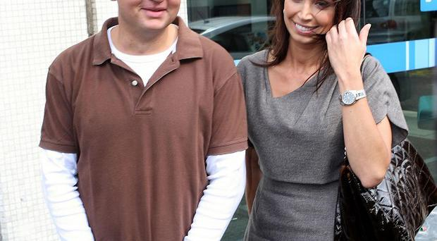 Christine Bleakley and Adrian Chiles, hosts on ITV1's Daybreak which has lost 20 per cent of its viewers