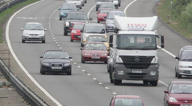 British roads have been named the safest in a survey