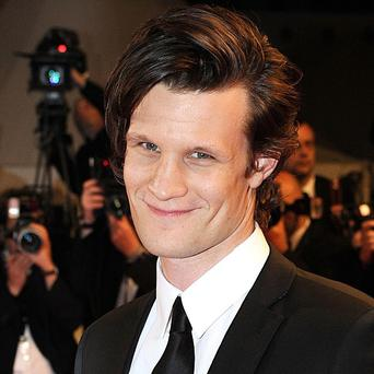 Doctor Who star Matt Smith has materialised in the record books