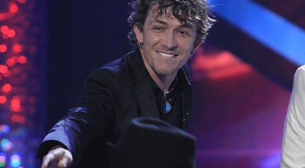 Crooner Michael Grimm has won America's Got Talent (Trae Patton/NBC/NBCU)