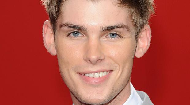 Kieron Richardson has announced that he is gay