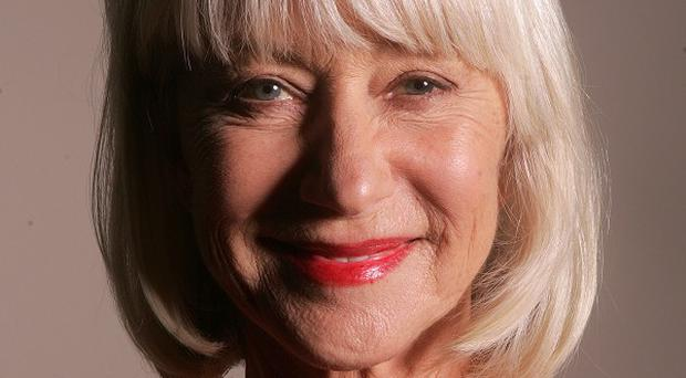 Helen Mirren says there is a 'geriatric' fight scene in her new movie