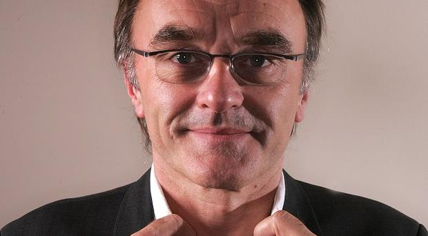 Danny Boyle said he pushed the cast and crew of 127 Hours very hard