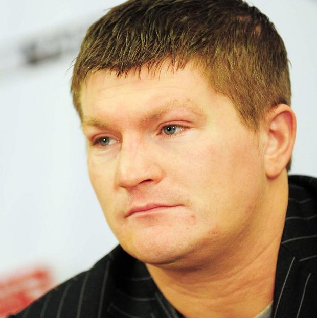 Police have confirmed Ricky Hatton will be investigated by police over allegations he snorted cocaine in a hotel room