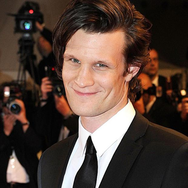 Matt Smith is featured in the new Guinness World Records