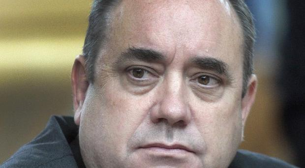 US senators' interest in the Lockerbie bomber's release has 'waxed and waned', a spokesman for Alex Salmond said