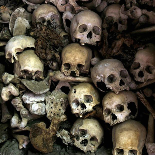 The Khmer Rouge regime is blamed for 1.7 million deaths in Cambodia in the 1970s