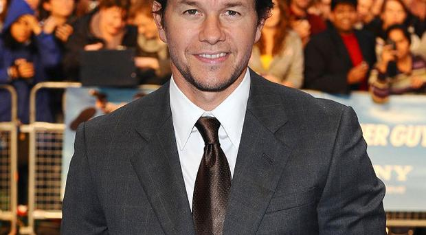 Mark Wahlberg arrives for the Gala Premiere of The Other Guys