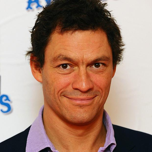 Dominic West has directed an episode of Moving On