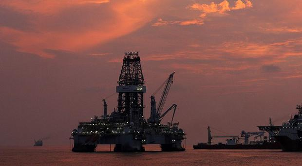 A relief well has intersected BP's blown-out well in the Gulf of Mexico