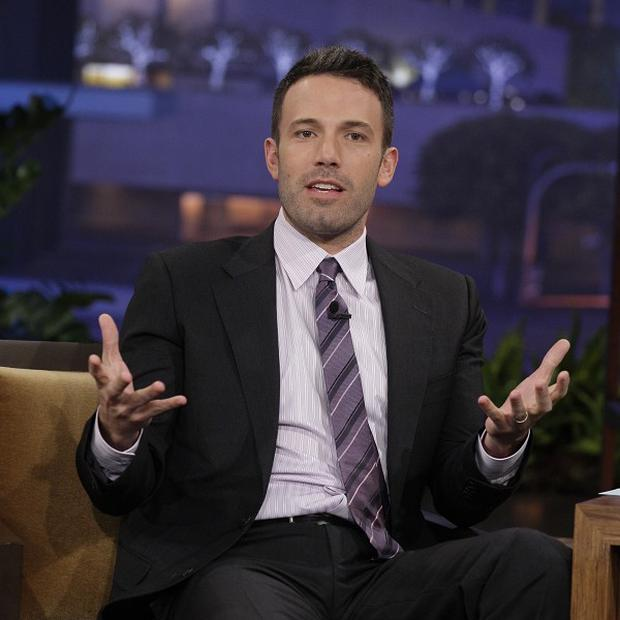 Ben Affleck has joked that he should pay Matt Damon as his publicist