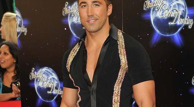 <b>Gavin Henson</b><br/> Gavin Henson is the biggest sporting name in the current series of Strictly. Peter Shilton may be the most capped England player of all time but the Wales rugby player was married to Charlotte Church - and those are the kind of things that really matter when it comes to reality TV