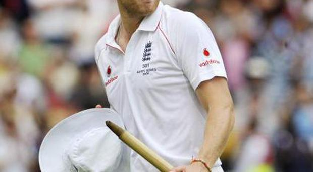Flintoff has announced his retirement from all forms of cricket