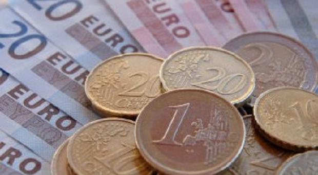 Consultants were handed 34m euro during the banking crisis