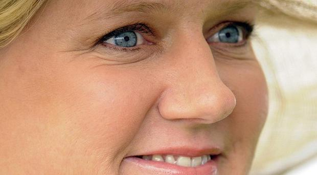 TV presenter Clare Balding's complaint over a comment in a newspaper article has been upheld