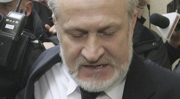 A Polish court has ordered the release of Ahmad Zakayev (AP)