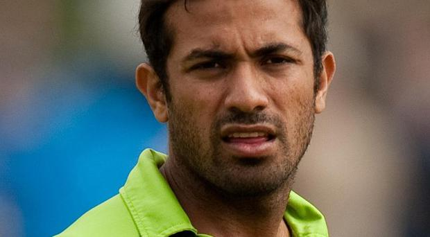 Cricketer Wahab Riaz was questioned by police as part of a probe into allegations of match fixing