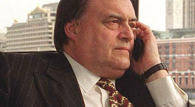 Lord Prescott has been accused of 'ranting' and wasting public money