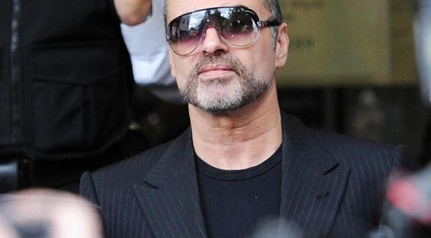 George Michael has been transferred to an open prison in Suffolk