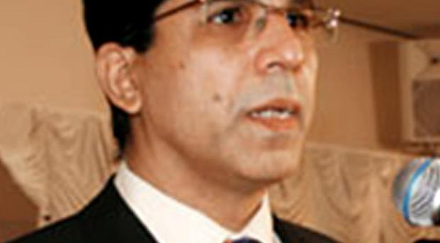 Imran Farooq was a leading member of the MQM party