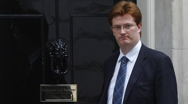 Chief Secretary to the Treasury Danny Alexander has criticised unions over their response to cuts