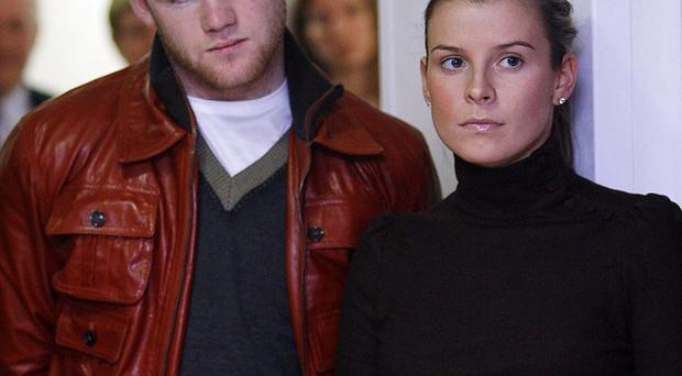 Coleen Rooney has been to Lourdes in France before to pray for her sister Rosie
