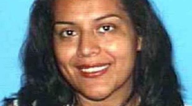 Reyna Chicas, leader of the 'cult-like' group missing in Southern California. (AP)