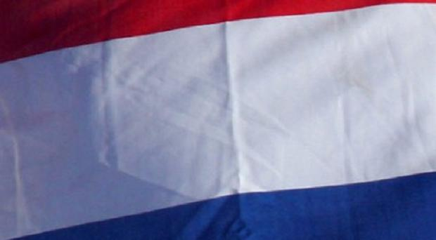 A Briton has been arrested at Schiphol airport in Amsterdam