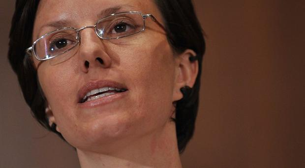 Sarah Shourd denied she and two men detained with her in Iran were spies (AP)