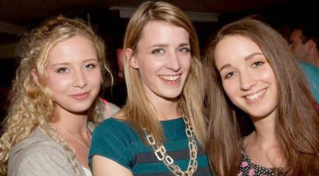 <b>Images from the Belfast Telegraph NitelIfe gallery - nights out in smoke-free Northern Ireland</b>