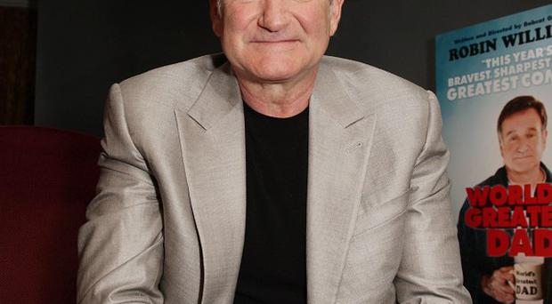 Robin Williams says he took on the role because he liked the script