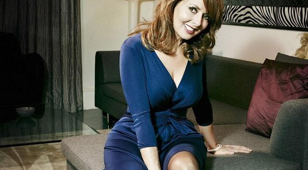 Carol Vorderman has lots of plans for her 50th birthday