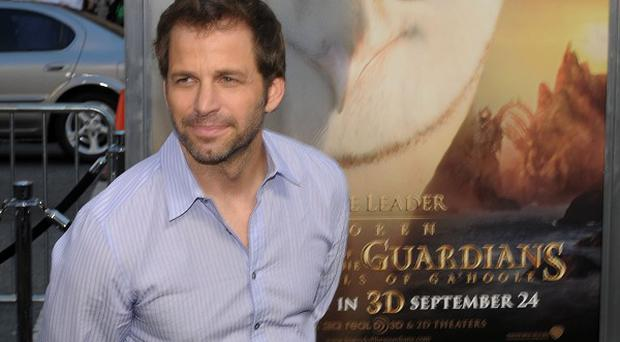 Zack Snyder directed Legend Of The Guardians: The Owls Of Ga'Hoole
