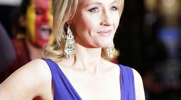 JK Rowling's manuscripts have never gone on display before