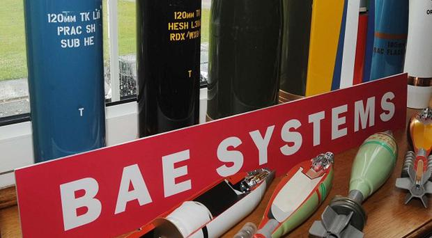 BAE Systems is to buy part of a US intelligence company