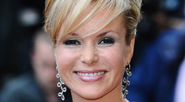 Amanda Holden says she will return to Britain's Got Talent