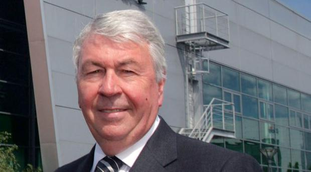 Frank Hewitt has been instrumental in developing NISP into the impressive array of buildings and companies it now houses
