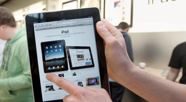 The Apple iPad has upped the potential of online publishing