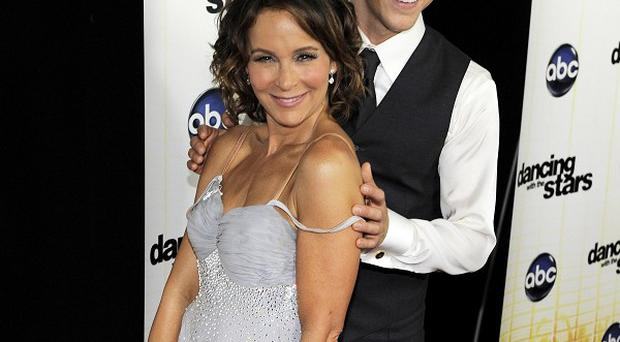 Jennifer Grey and Derek Hough performed on Dancing With The Stars