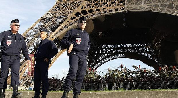 France is on alert for possible terrorism attacks (AP)