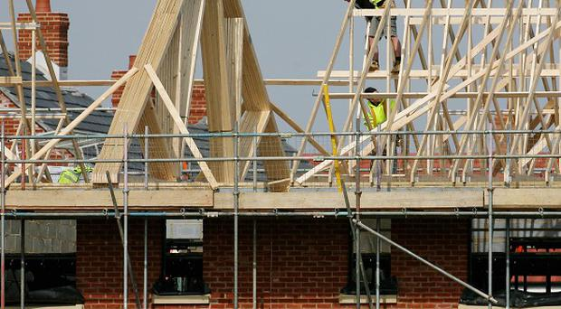 New trade apprenticeships have fallen by 86% since the height of the construction boom.