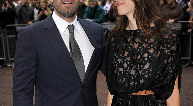 Ben Affleck and Rebecca Hall arrive for the special Bafta screening of The Town
