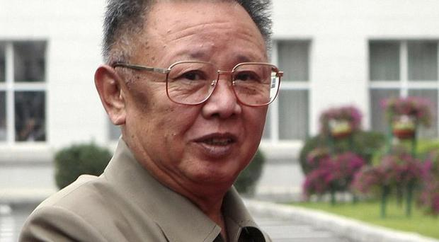 Kim Jong Il (pictured) is believed to be preparing his third and youngest son, Kim Jong Un, for succession