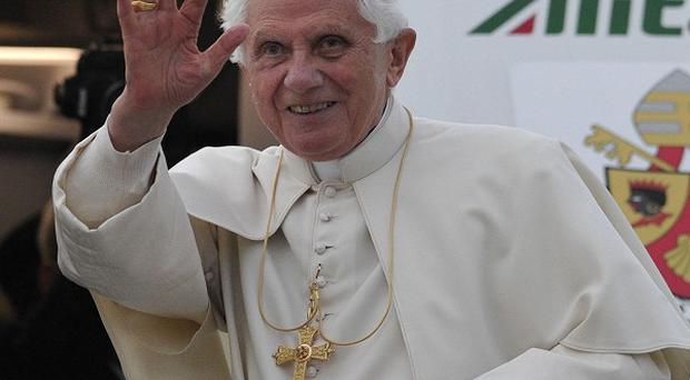 A woman has denied making threats to kill the Pope during his visit to the UK