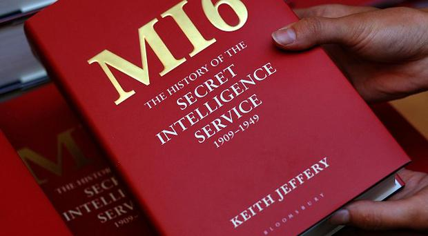 The launch of the new book MI6: The History of The Secret Intelligence Service at the Foreign and Commonwealth Office, London