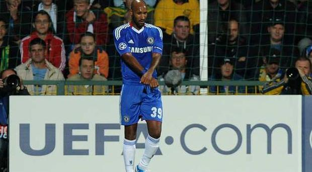 <b>Nicolas Anelka</b><br /> The Chelsea striker said of the incident: 'It was just something for the French Federation about what happened at the World Cup.' And then rather contradictorily added: 'What happened in summer is in the past'