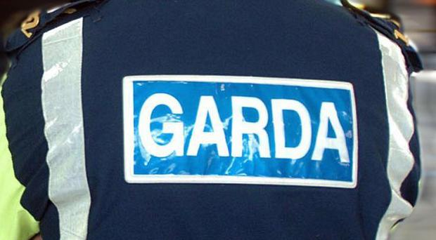A man has been arrested after an armed raid at a Dublin bookmakers