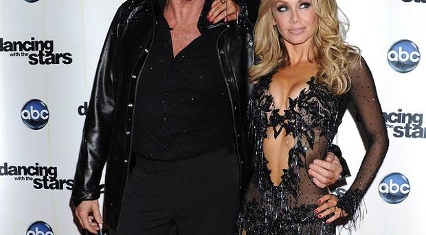 David Hasselhoff has been eliminated from Dancing With The Stars